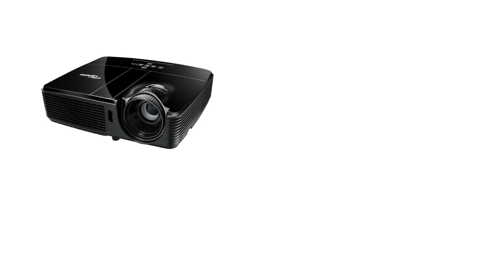 Rent a projector from Smart by the day of over a weekend