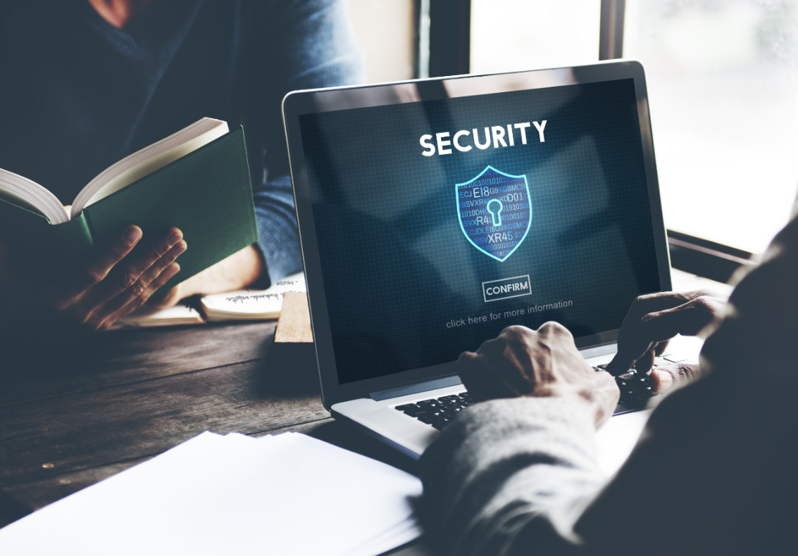 Install a secure antivirus software package to your device